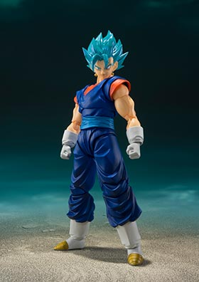 [PAGO RESERVA  NOV 2020]SSGODSS VEGETTO FIGURA 14 CM DRAGON BALL SUPER SH FIGUARTS